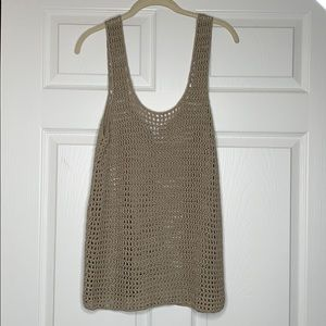 Halogen   Knit   Tank Top